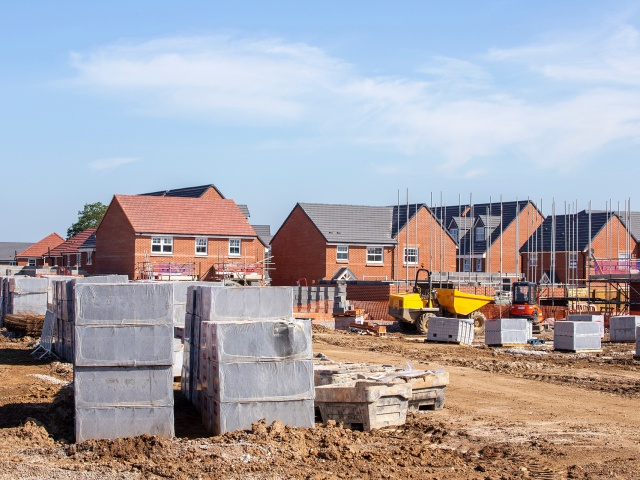 Zmeny v oblasti stavebníctva